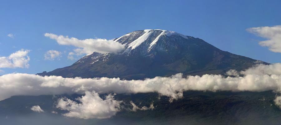 Mountaineering in Tanzania
