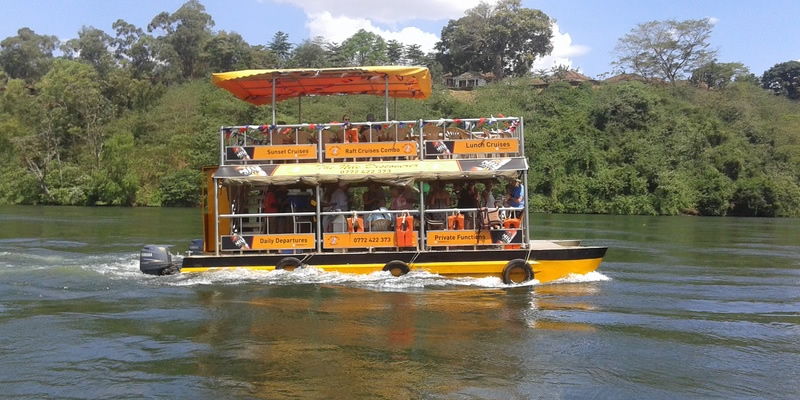 Boat Cruises on River nile