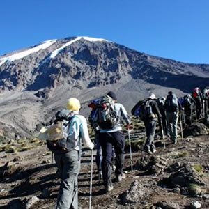 Mountain Kilimanjaro Hike Congo